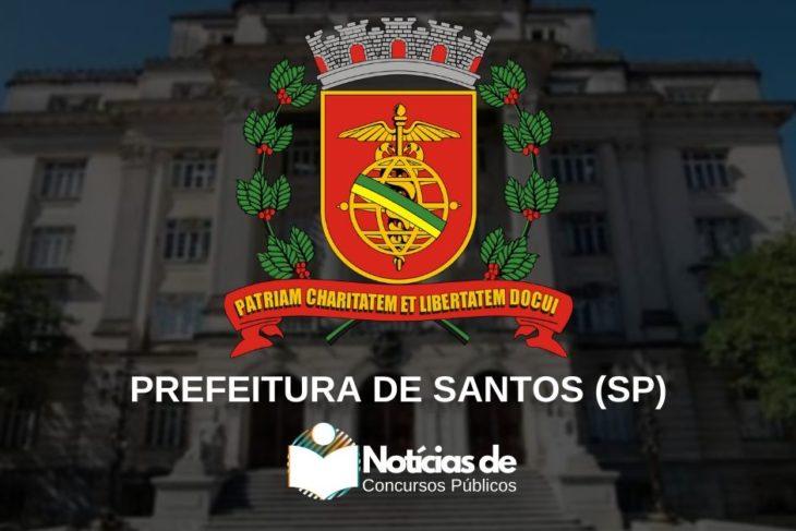 Concurso de Santos (SP): Inscrições Abertas! 135 vagas e Mais de R$7 Mil!