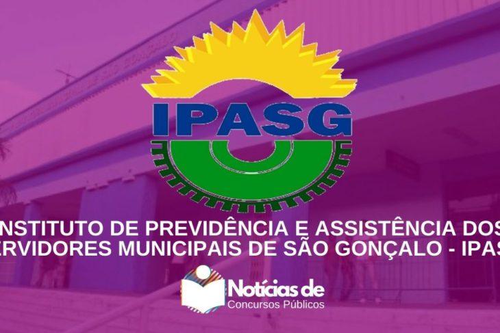 Concurso IPASG: Últimos dias de Inscrição! 10 vagas e Mais de R$1,9 Mil!