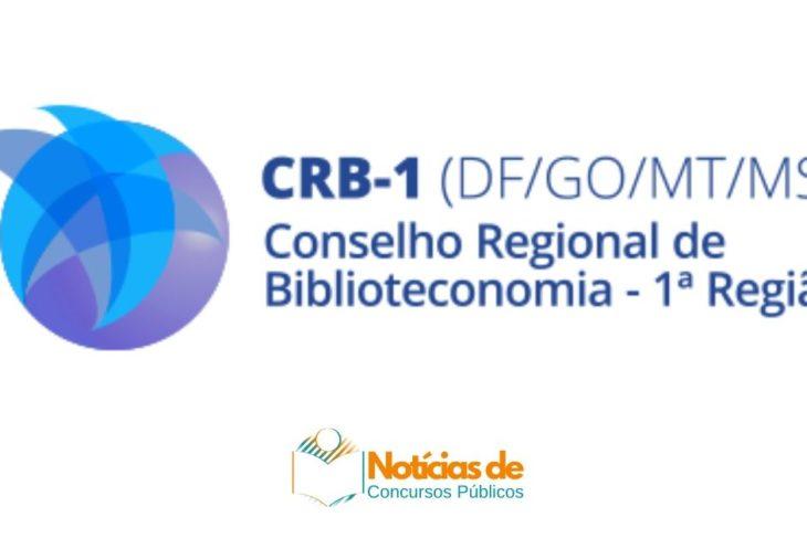 Concurso CRB1-DF: Inscrições Abertas! 25 vagas e Mais de R$3 Mil!