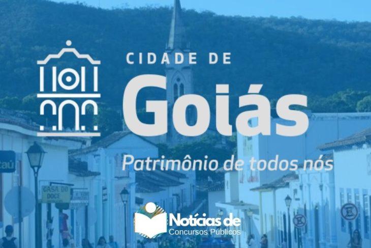 Concurso de Goiás (GO): Saiu Edital! 209 vagas e Mais de R$3 Mil!